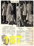 1969 Sears Fall Winter Catalog, Page 187