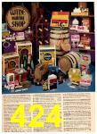 1972 Montgomery Ward Christmas Book, Page 424