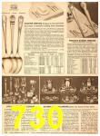 1949 Sears Spring Summer Catalog, Page 730