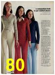 1973 Sears Fall Winter Catalog, Page 80