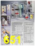 1987 Sears Fall Winter Catalog, Page 651