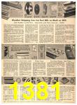 1956 Sears Fall Winter Catalog, Page 1381