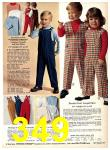 1969 Sears Fall Winter Catalog, Page 349
