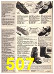 1976 Sears Fall Winter Catalog, Page 507
