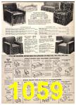 1969 Sears Fall Winter Catalog, Page 1059