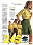 1969 Sears Spring Summer Catalog, Page 245
