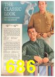 1960 Sears Fall Winter Catalog, Page 686