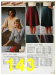 1985 Sears Fall Winter Catalog, Page 143