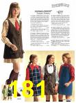1971 Sears Fall Winter Catalog, Page 181