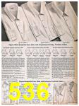 1957 Sears Spring Summer Catalog, Page 536