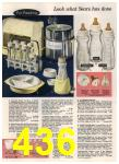 1965 Sears Spring Summer Catalog, Page 436