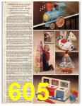 1981 Sears Christmas Book, Page 605