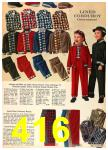 1962 Sears Fall Winter Catalog, Page 416