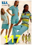 1972 Montgomery Ward Spring Summer Catalog, Page 117