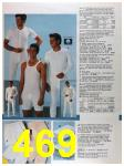 1986 Sears Spring Summer Catalog, Page 469