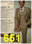 1979 Sears Fall Winter Catalog, Page 651