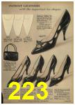 1962 Sears Spring Summer Catalog, Page 223