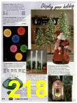 2000 Sears Christmas Book, Page 218