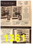 1964 Sears Spring Summer Catalog, Page 1361