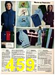 1977 Sears Fall Winter Catalog, Page 459