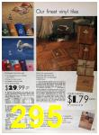 1989 Sears Home Annual Catalog, Page 295