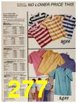 1987 Sears Spring Summer Catalog, Page 277