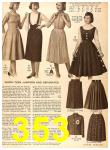 1956 Sears Fall Winter Catalog, Page 353