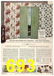 1958 Sears Spring Summer Catalog, Page 693