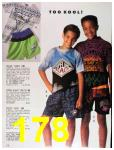 1992 Sears Summer Catalog, Page 178