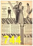 1940 Sears Fall Winter Catalog, Page 744
