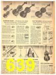 1949 Sears Spring Summer Catalog, Page 639