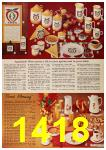 1963 Sears Fall Winter Catalog, Page 1418