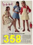 1975 Sears Spring Summer Catalog, Page 358