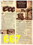 1940 Sears Fall Winter Catalog, Page 667