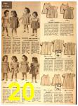 1949 Sears Spring Summer Catalog, Page 20