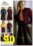1982 Sears Fall Winter Catalog, Page 90