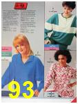 1986 Sears Fall Winter Catalog, Page 93