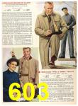 1956 Sears Fall Winter Catalog, Page 603