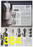 1964 Sears Fall Winter Catalog, Page 384