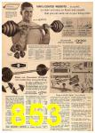 1964 Sears Spring Summer Catalog, Page 853