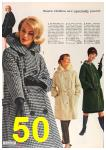 1963 Sears Fall Winter Catalog, Page 50