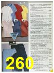 1985 Sears Spring Summer Catalog, Page 260