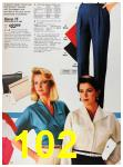 1986 Sears Spring Summer Catalog, Page 102