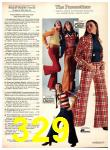 1973 Sears Fall Winter Catalog, Page 329
