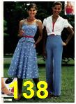 1980 Sears Spring Summer Catalog, Page 138