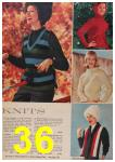 1960 Sears Fall Winter Catalog, Page 36