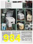 1989 Sears Home Annual Catalog, Page 984