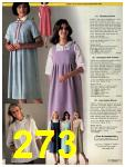 1981 Sears Spring Summer Catalog, Page 273