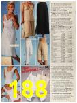 1987 Sears Spring Summer Catalog, Page 188