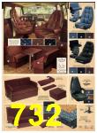 1977 Sears Fall Winter Catalog, Page 732
